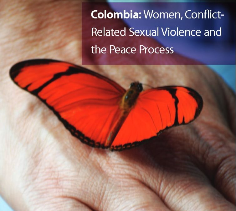 Report: Women, Conflict-related Sexual Violence and the Peace Process