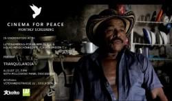 """Berlin: 27.08, Filmvorführung und Podiumsdiskussion """"Tranquilandia"""", Dokumentarfilm von Joel Stangle."""