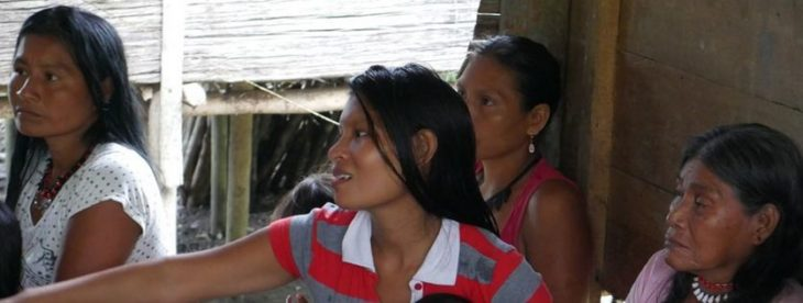 """Amnesty-Petition """"Protect ethnic communities from violence and abuse in Colombia"""""""
