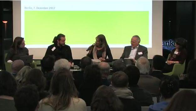 Video der Podiumsdiskussion: Ein Jahr Friedensabkommen: Wie hat sich Kolumbien verändert?