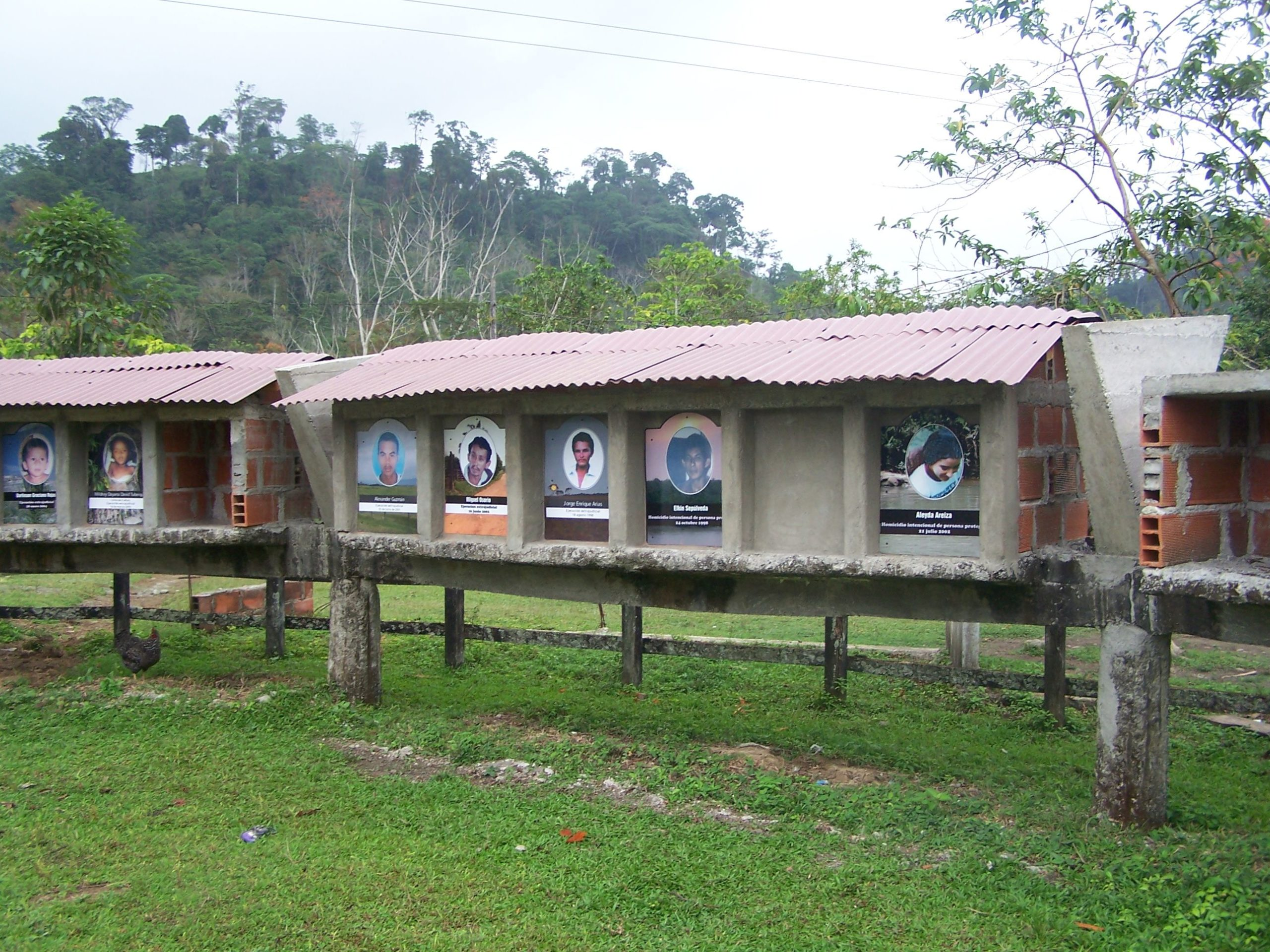 Letter to the Inter-American Court of Human Rights about the Peace Community of San José de Apartadó.