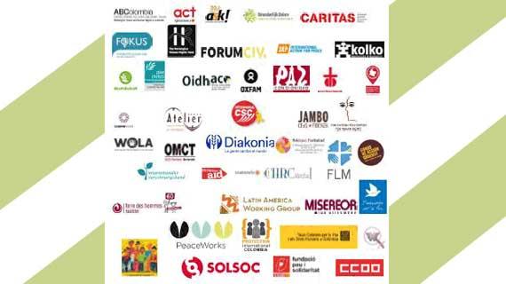 Internationale Organisationen verurteilen den unverhältnismäßigen Gebrauch von Schusswaffen durch die Polizei in Bogotá