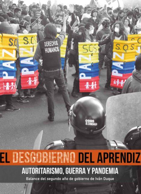 Des Lehrlings politische Misswirtschaft. Zwei Jahre Regierung Duque: Gewalt und Autoritarismus