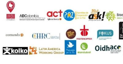 We welcome the progress of the Special Jurisdiction and support the work of human rights organizations