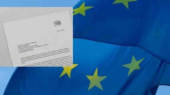 Letter by Members of the EU Parliament  acknowledging the Indigenous Council of Cauca (CRIC) and condemning repression during the National Strike
