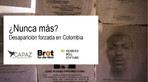 """23.08, 18:00: Online-Veranstaltung im Rahmen der Aktionskampagne """"Verhaftet und Verschwunden"""" der Koalition gegen das Gewaltsame Verschwindenlassen"""