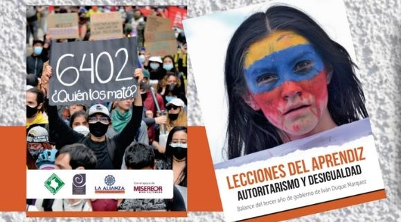 Authoritarianism and Inequality: The third Year of the Government of Iván DUQUE